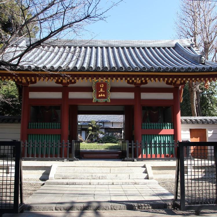 【名所案内】高円寺のパワースポット 「長仙寺」