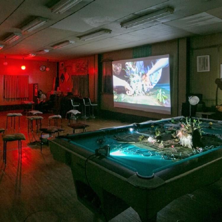 "Event Info: Making Art Spaces by Projecting Videos in Nishi-Ogikubo Shops! ""Nishiogi Eizoh Matsuri"""