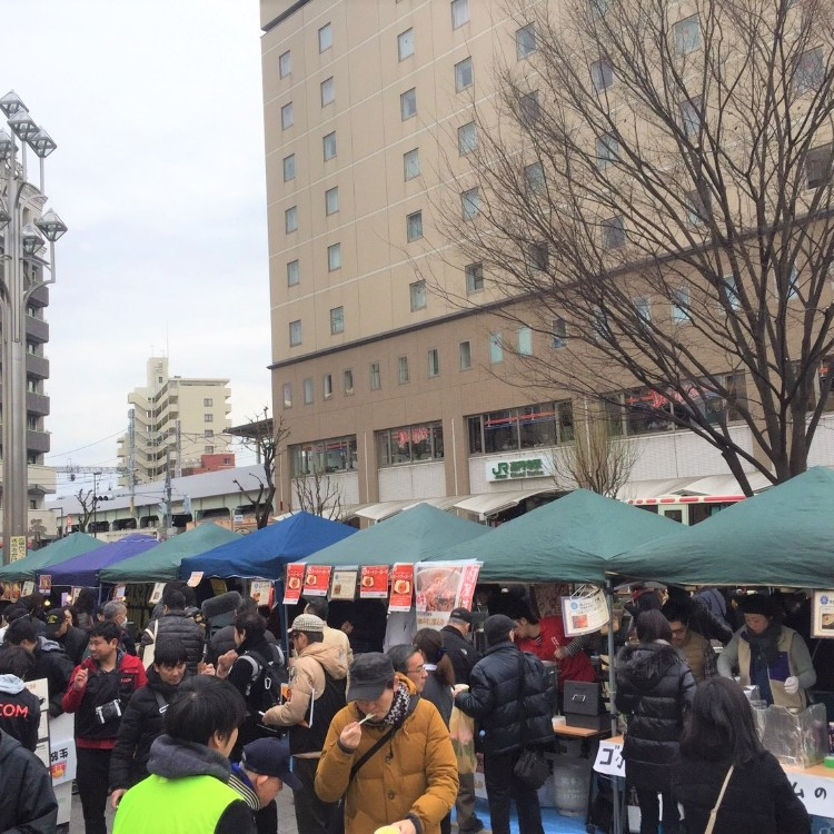 "Event Info: Enjoy Soups of the World at Koenji ""Atsujirusai"" Festival"