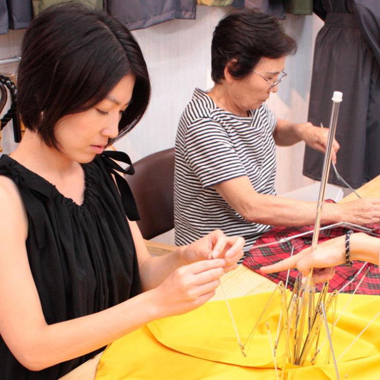 Umbrella Making Workshop