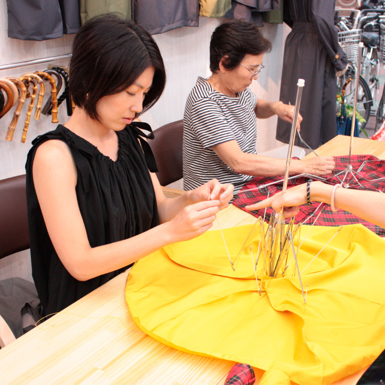 Umbrella Making Workshop