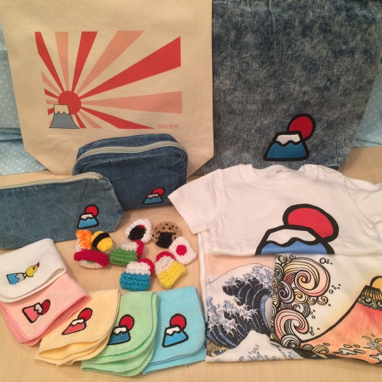 We have lot of [Mt. FUJI] goods!!