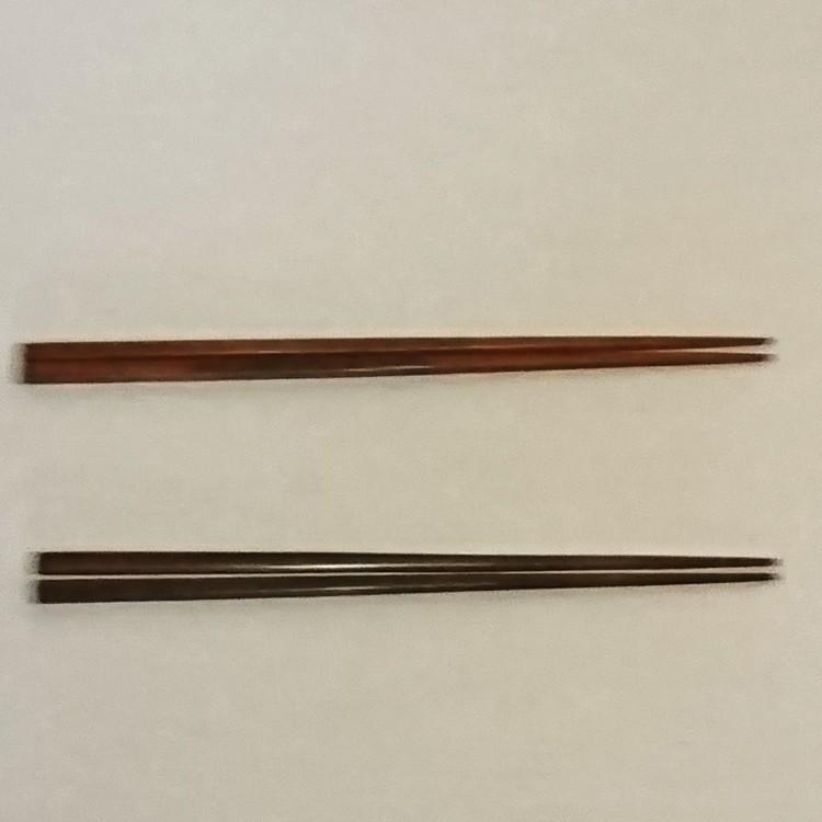 箸作り体験フェア!