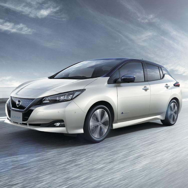 Simply Amazing: the New Nissan Leaf, 100% Electric