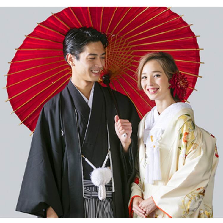 (Kimono studio photos) Kimono photo experience  An all-expenses included plan