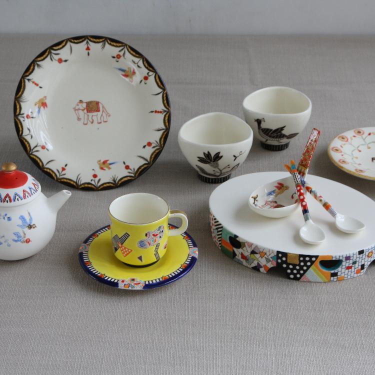 Taka Masu / Kikko Kimura and items for the spring