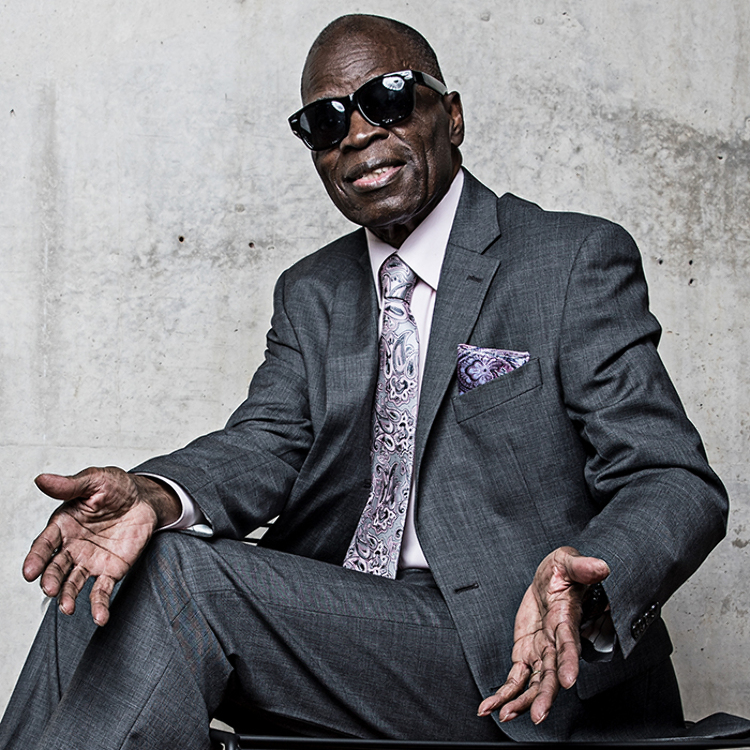 """THIS IS RAY CHARLES""  starring MACEO PARKER & HIS BIG BAND  featuring THE RAELETTES & STEVE SIGMUND conducting"