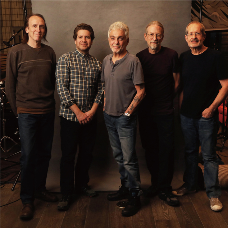 STEVE GADD BAND JAPAN TOUR 2018