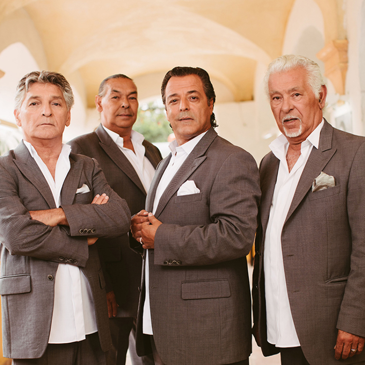 "THE ORIGINAL GYPSIES ""REUNION""  featuring CHICO, CANUT, PAUL & PATCHAÏ"