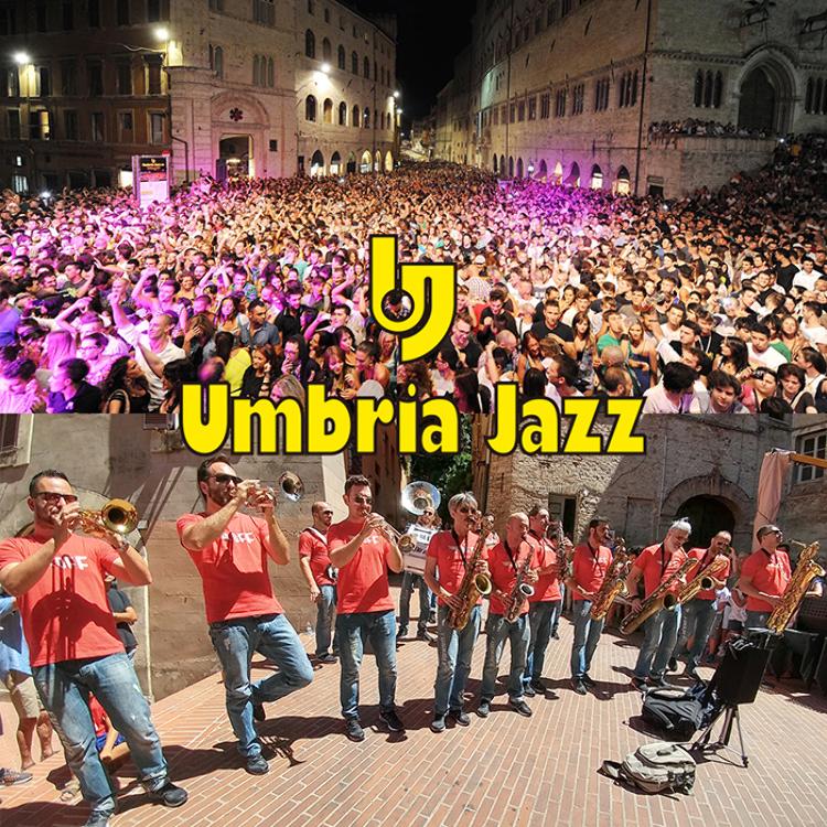 Umbria Jazz presentsFUNK OFF
