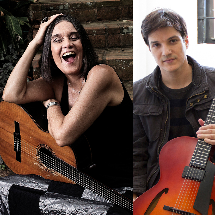 """JOYCE MORENO with special guest CHICO PINHEIRO""""celebrating 50th anniversary of debut"""""""