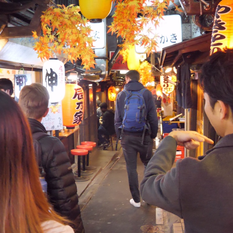 Tokyo Bar Hopping Tour in Shinjuku - Explore the hidden bars in food alleys