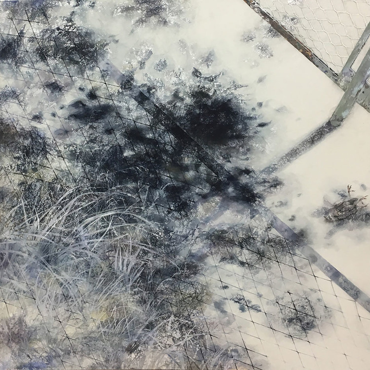 Saho Suzuki's solo exhibition
