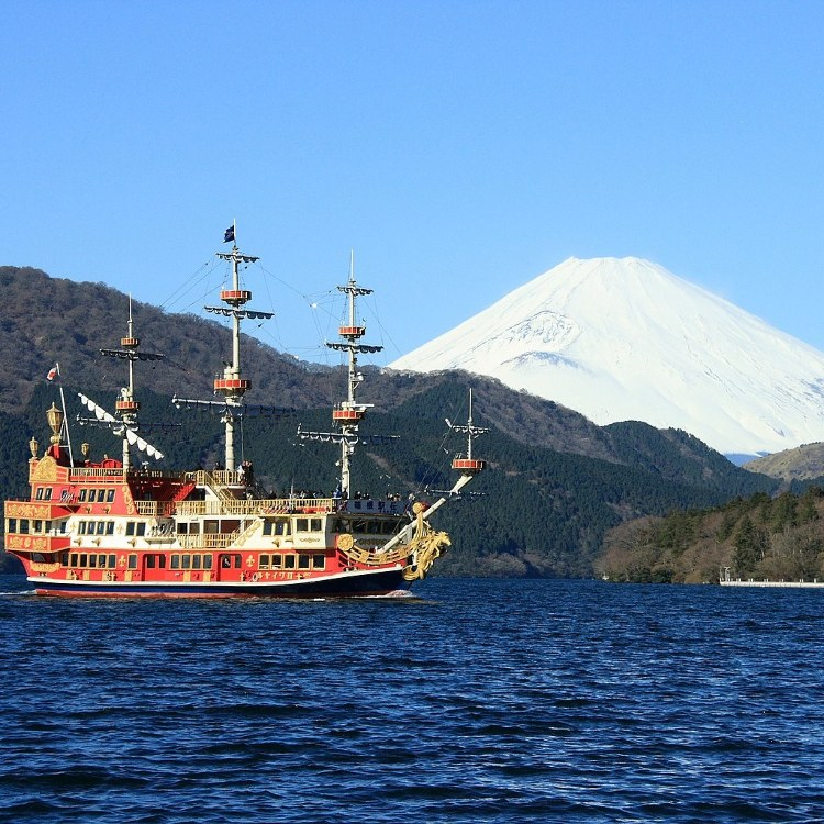 One-day taxi tour for Mount Fuji, Hakone, Kamakura