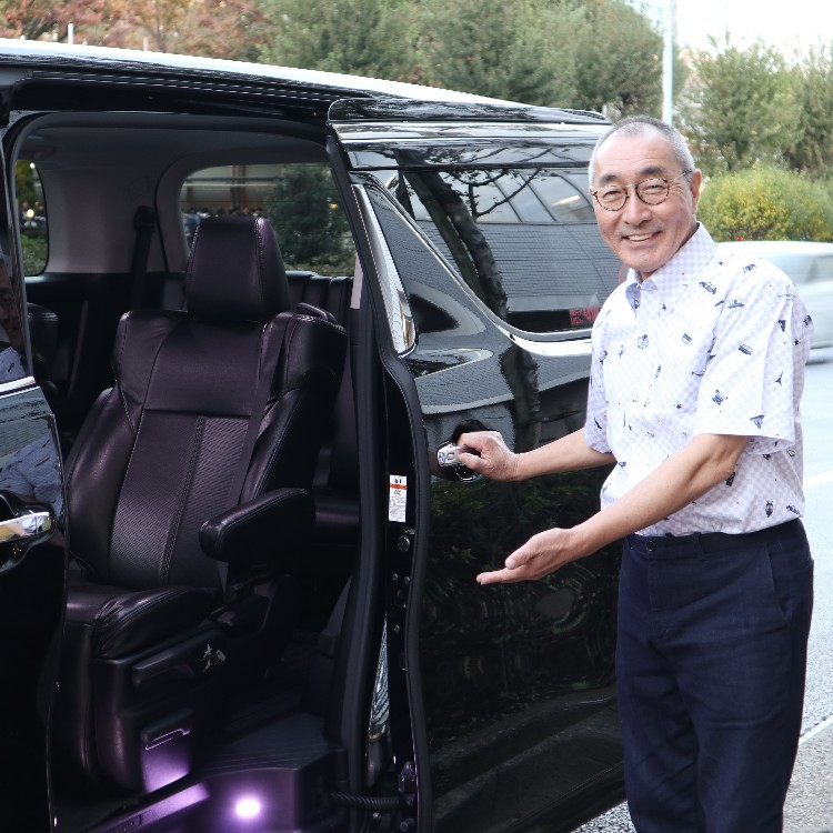 6 highlights of the Tokyo Tourist Taxi !