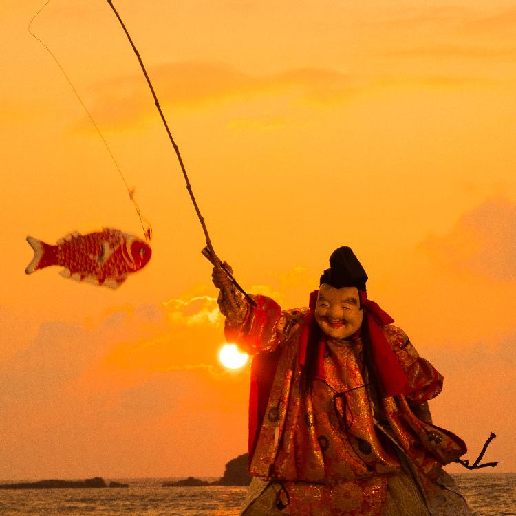 4/13(土)・4/20(土)13:00~五十川 満写真展「舞面~石見神楽~」スペシャルイベント開催!