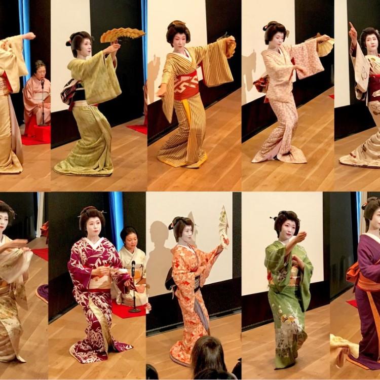 kimono rent & asakusa geiko's dance