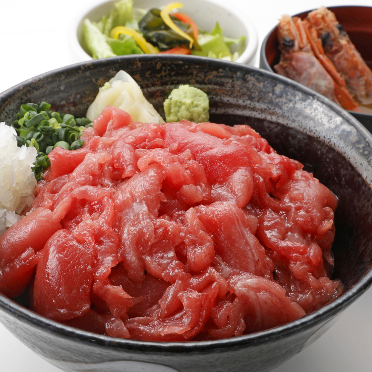 Lunch Special Tuna Rib Bowl \980