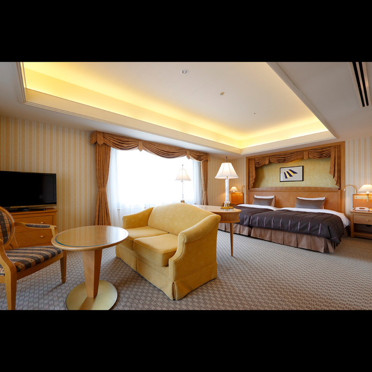 Twin Corner Room(Price per person)<br />