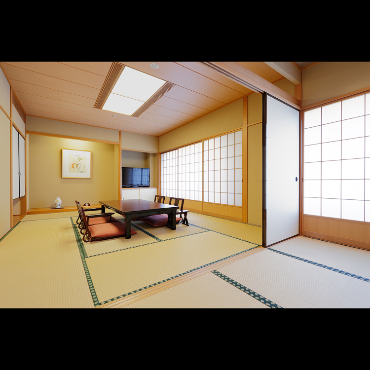 Japanese-style Room(Price per person)<br /> *There is also a special price for more than two people.  For further details about prices, please inquire directly.