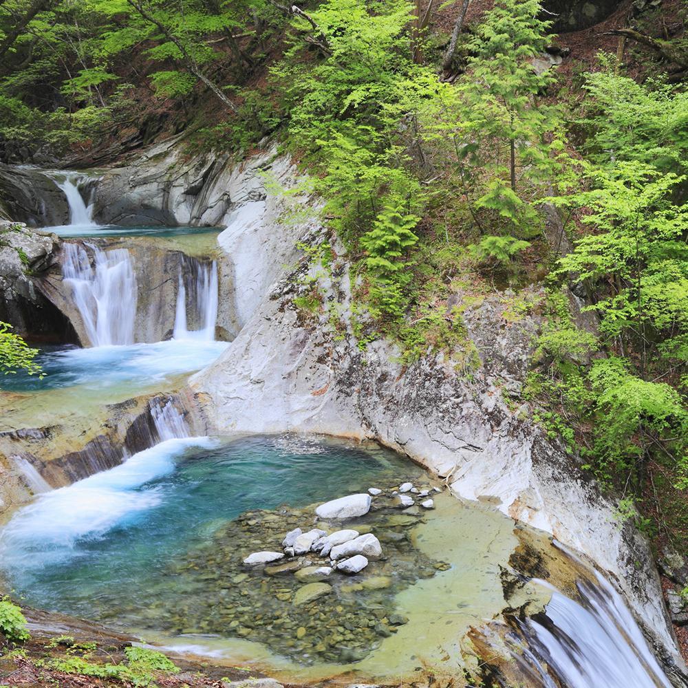 Rivers, Lakes & Canyons
