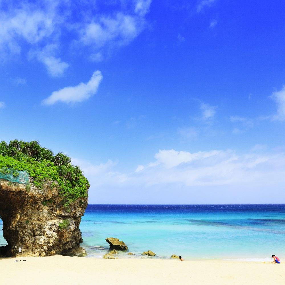 沙滩、海边