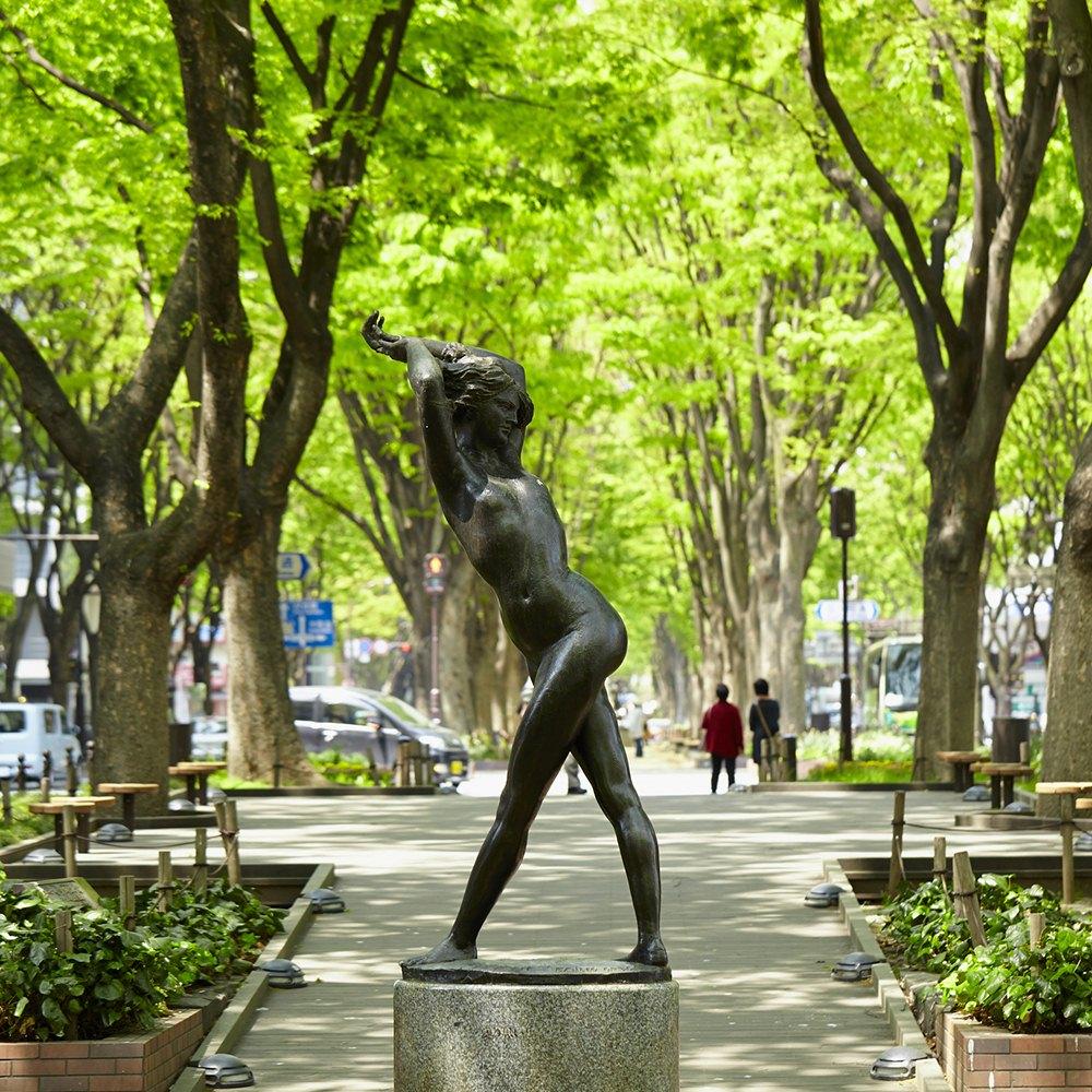 Contemporary Sculptures