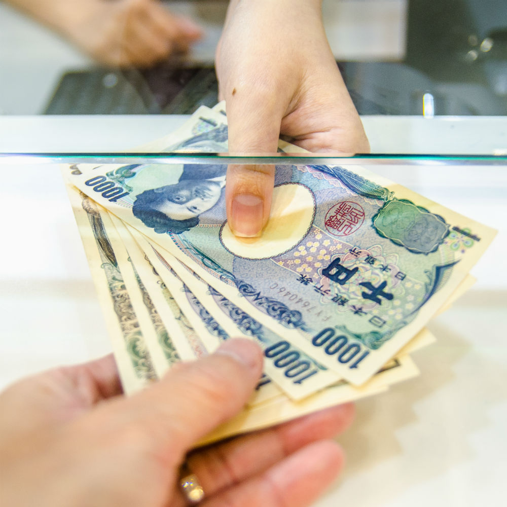 Currency Exchange Shops