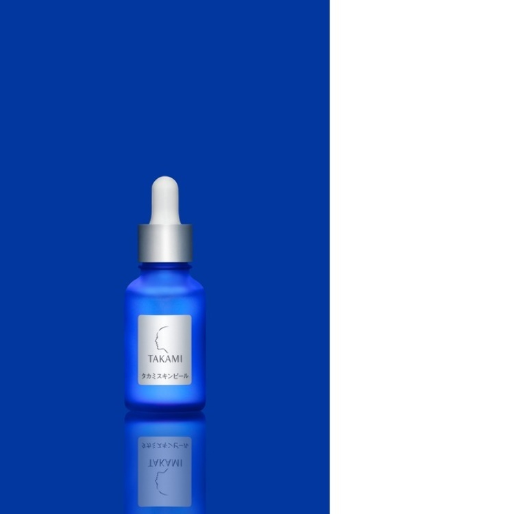 MS・Style(Cosmetic Accessories)<br /> TAKAMI  Skinpeel<br /> Period of the event:June 21-July 31, 2018<br /> <br /> It is the item of the topic of repeat .