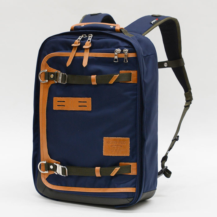 MSPC PRODUCT sort(Bag, Men&#039;s fashion)<br /> POTENTIAL-v2  2way bag pack<br /> <br /> I have our own factory in Osaka.<br /> Back brand sticking to made in Japan.<br /> The brand name is  &rdquo;master-piece&rdquo;.<br /> It is 2way back pack of popular products.