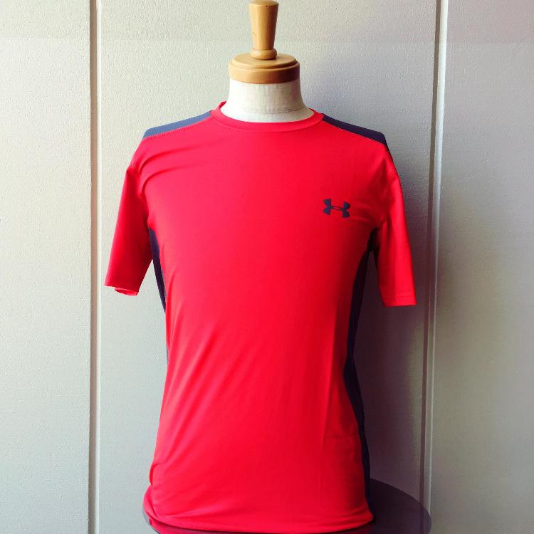 UNDER ARMOUR heat gear (Men's) Color:693 Siz:S~LL