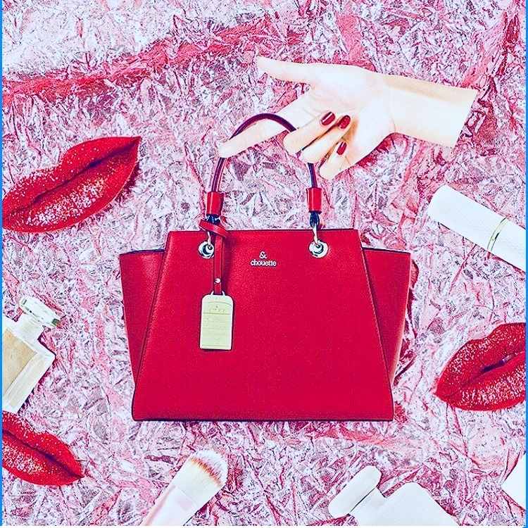 &amp;chouette <br /> Ours bags soo colorful &amp; all bags under 10000JPY<br /> you can find trend bags