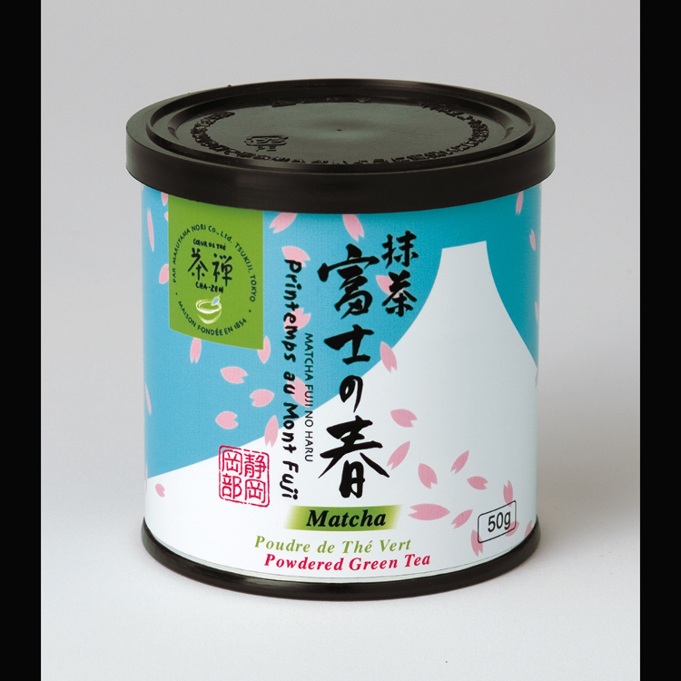 Fuji no Haru matcha green tea, 50 g