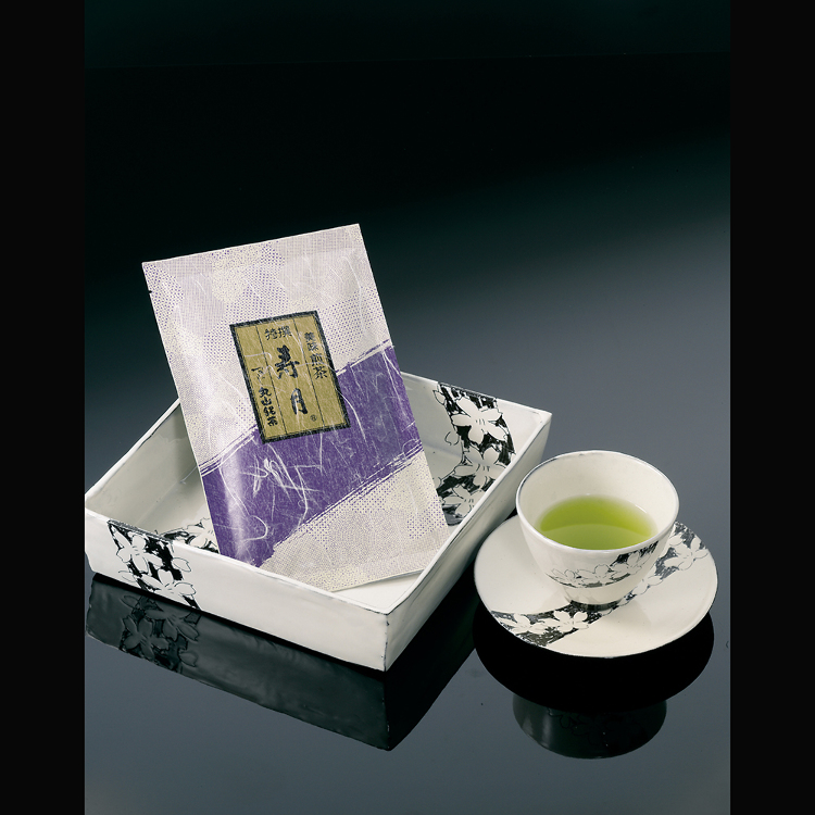 Jugetsu (A well-balanced tea with taste, aroma and color)