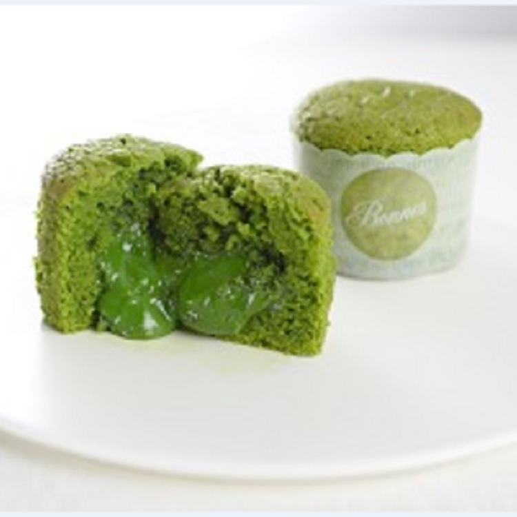 Our &quot;Freshly Baked Matcha Muffin&quot; is an exquisite takeout menu which uses high quality matcha custard for your taste bud satisfaction.<br />