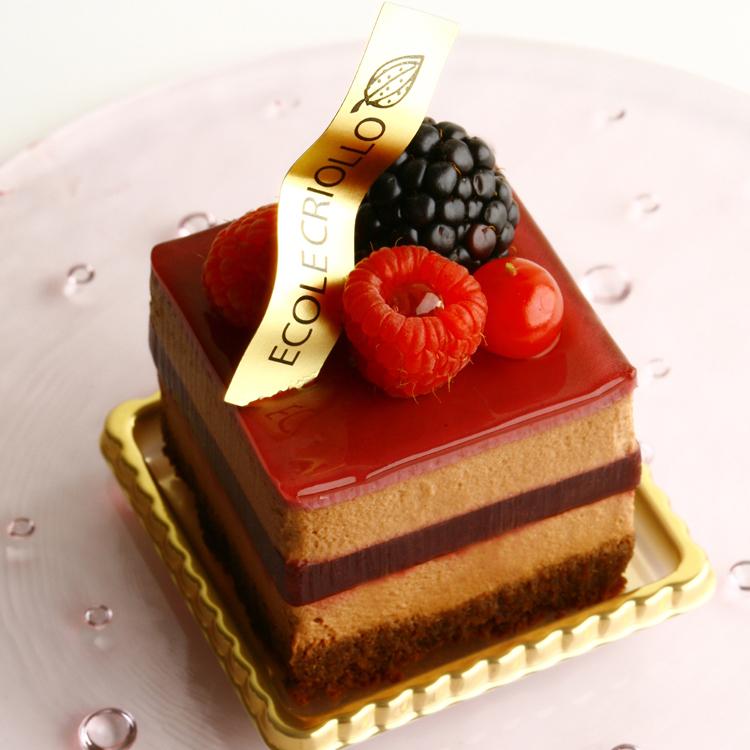 Nirvana(莓果巧克力蛋糕)