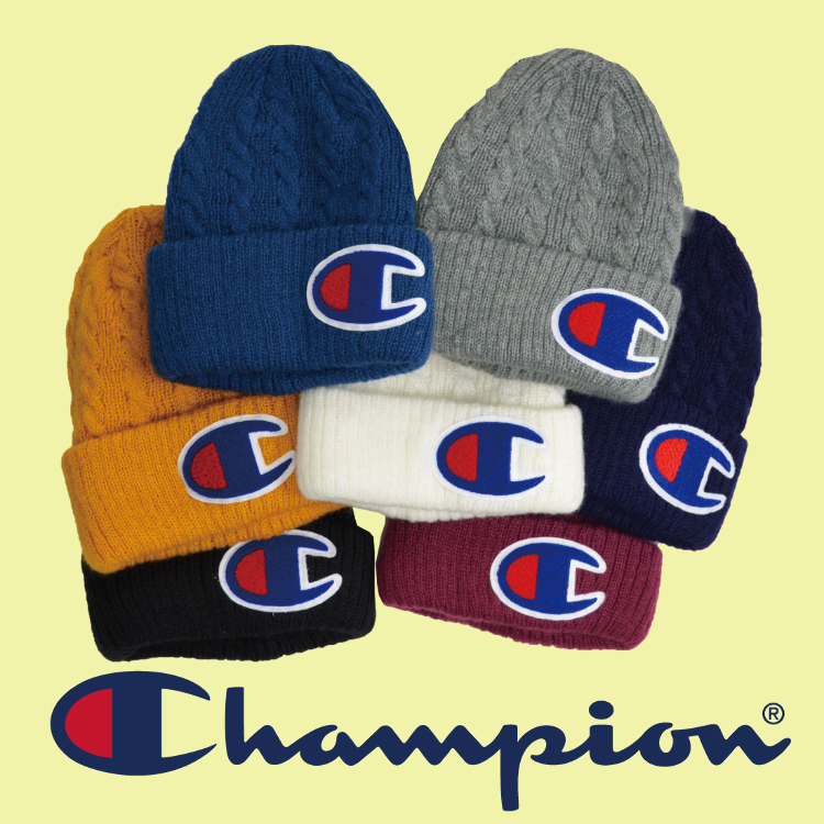 Champion Knit Cap