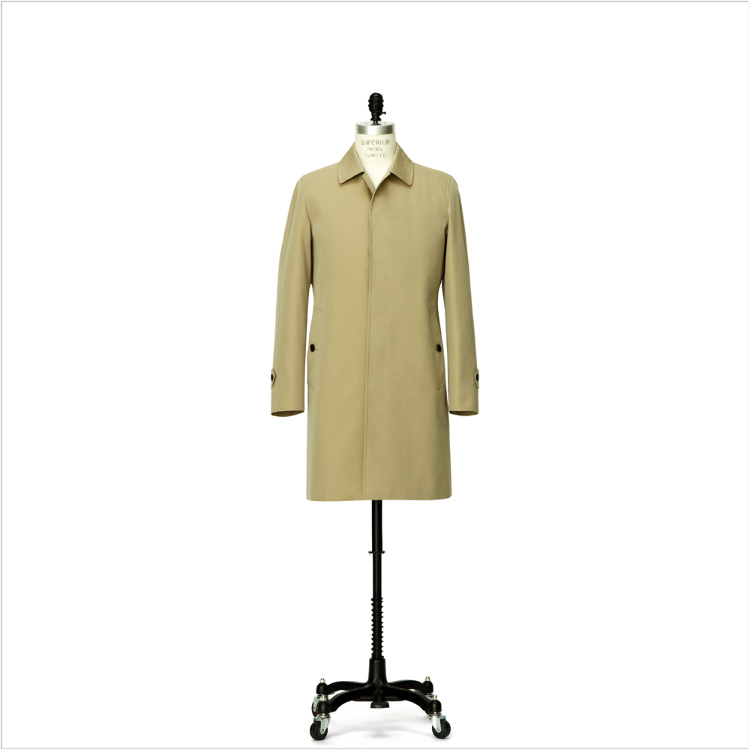 MENS BALMACAAN COAT