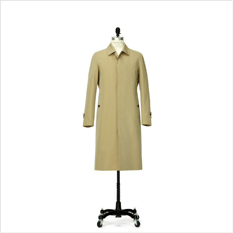 MENS LONG BALMACAAN COAT