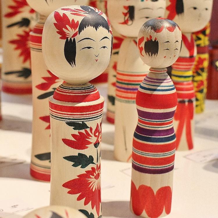 宮城傳統小木偶