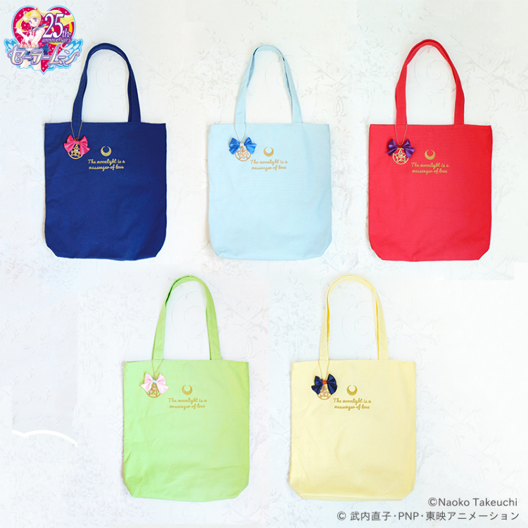 「Pretty Guardian Sailor Moon」Collaboration goods (Vol.2)<br /> Canvas Tote Bag