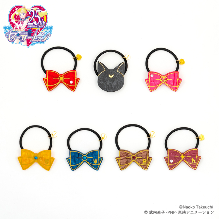 Pretty Guardian Sailor Moon collaboration goods ribbon accessory