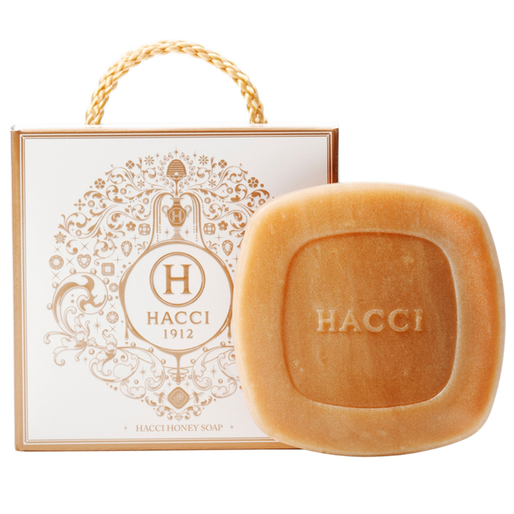 HACCI 1912's honey soap cleansing bar