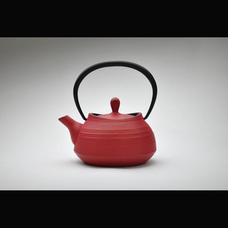 刷毛紋路茶壺 Hakeme 0.6L