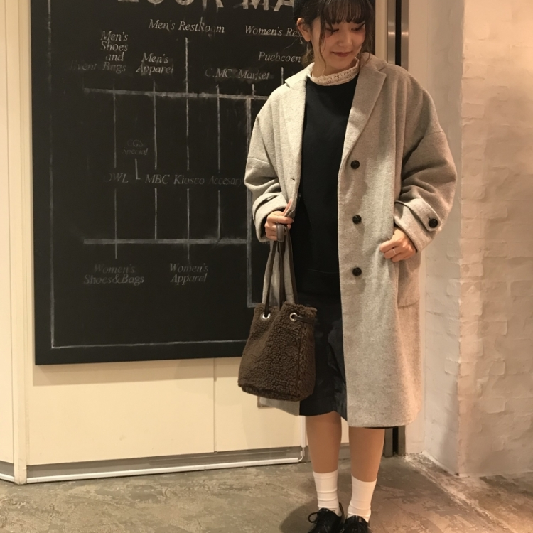 <3F coen GENERAL STORE> a coat
