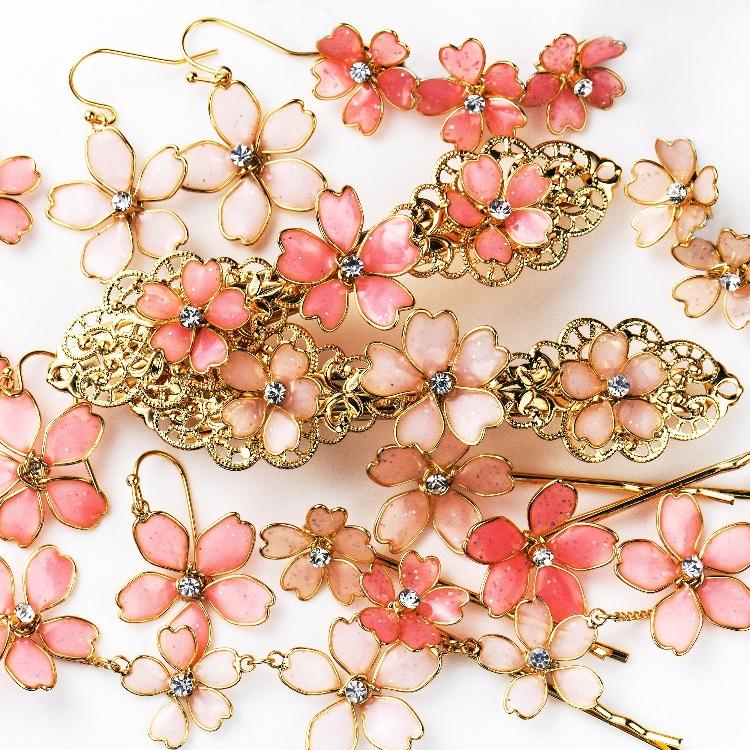 <3F IT'S DEMO> Sakura Fashion accesaries