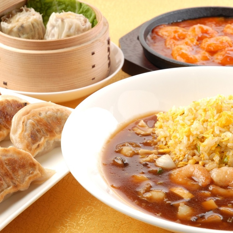 &ldquo;Chinese Restaurant Tenshinhanten&ldquo; (Chinese)<br />