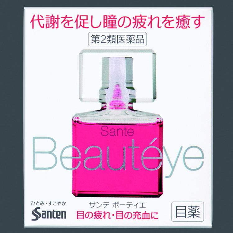 第2類醫藥品 參天製藥 抗衰老眼藥水 (Sante Beatueye) 12g