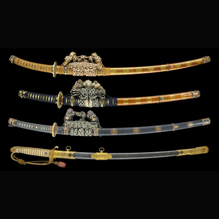 Sword mountings
