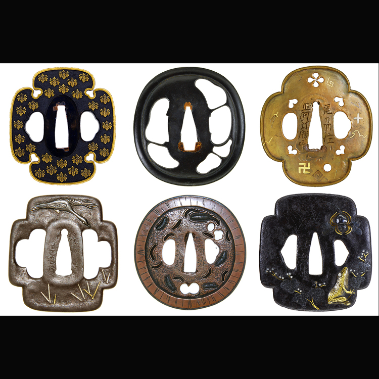"Sword guards (""tsuba"")"
